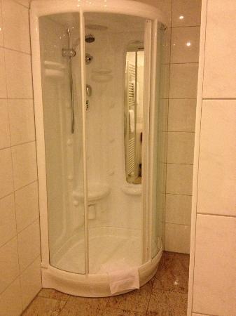 Hotel Plattenwirt: Shower