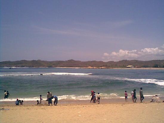 Blitar, Ινδονησία: Pantai Tambak Rejo