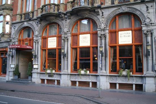 Brasserie de poort amsterdam restaurantbeoordelingen for Amsterdam poort