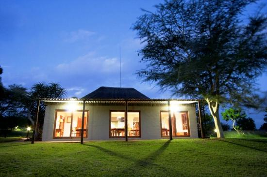 Zululand Safari Lodge: Newly Refurbished Safari Restaurant