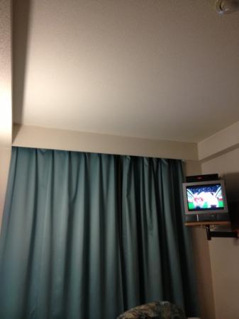 Family Inn Fifty's Osaka Higobashi: não parece tudo isso!!!