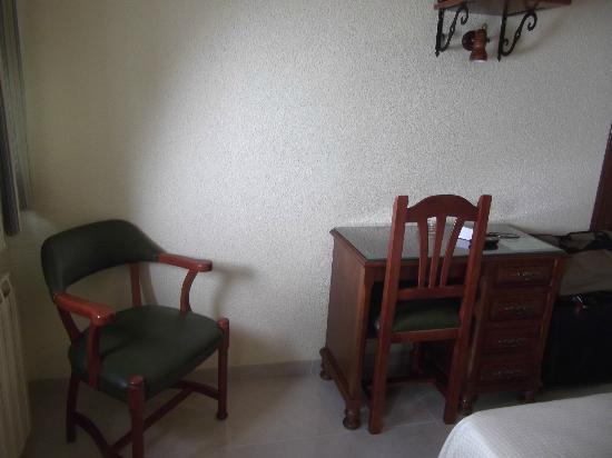 Hotel Sur: Desk
