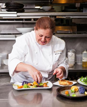 Charleston Grill: Chef Michelle Weaver