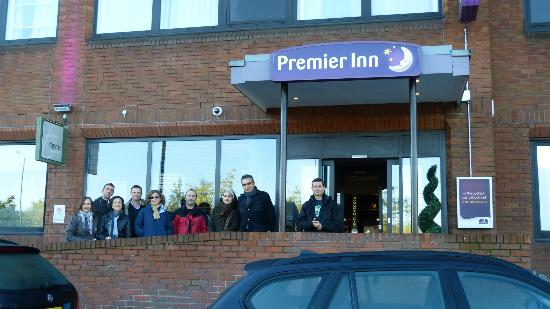 Premier Inn London Hanger Lane Hotel: last day