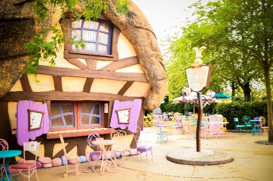 Taman Hiburan Disneyland Park: disneyland