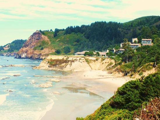 Inn at Otter Crest: From Devil's Punchbowl State Park