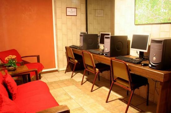 Pousada Arcadia: Business center