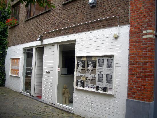 Theater Tinnenpot: Tinnenpot Theatre, Gent