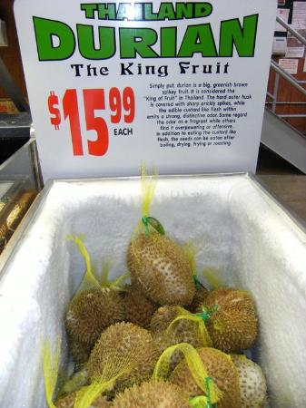 Jungle Jim's International Market: If the price was cheaper we might have tried this.