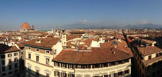 Hotel Berna: Roof top beauty