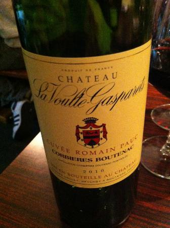 Le Chat Ivre : Wine