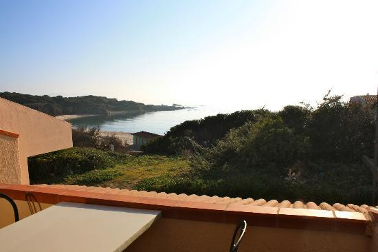 Residence Spiaggia Longa : terrazzo
