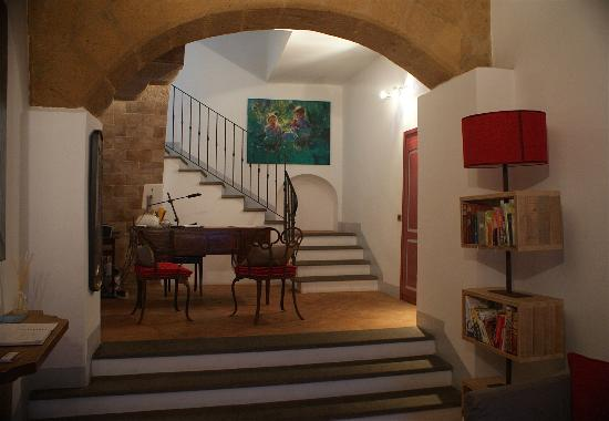 B&B Sant'Angelo 42: Entry/public room