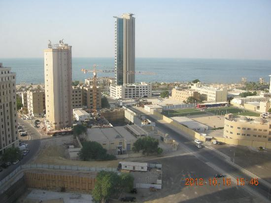 Copthorne Kuwait City: View from the Room (1)