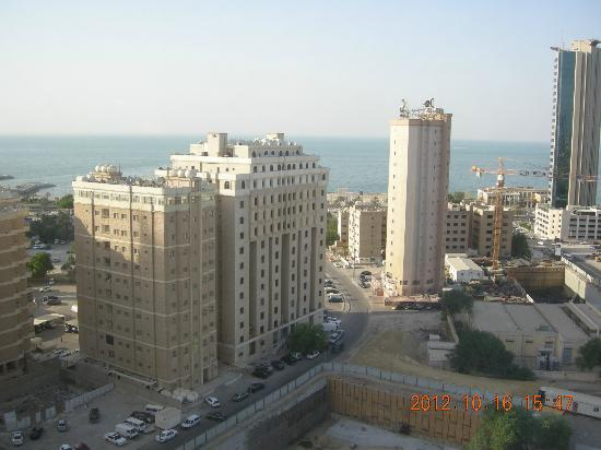 Copthorne Kuwait City: View from the Room (2)