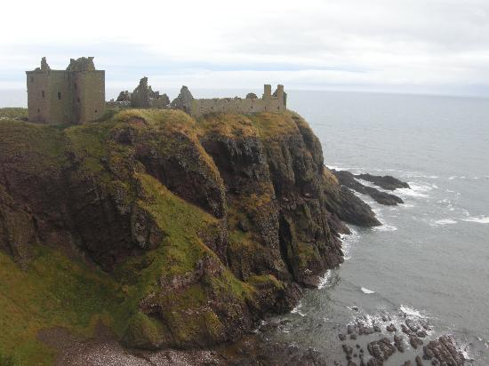BayView Bed & Breakfast: From the area of Dunnottar Castle