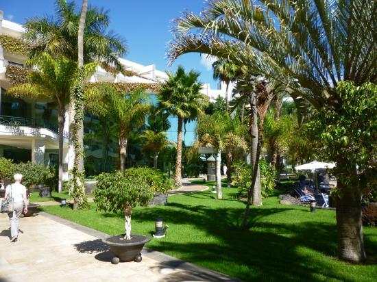 TUI SENSIMAR Natura Palace & SPA: Gardens