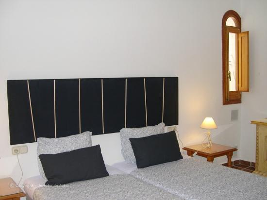 Apartamentos Turisticos La Mundial: Dormitorio