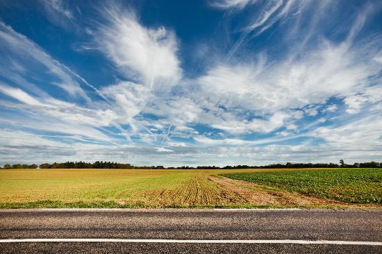 Logis Arcombelle : Le ciel de Haute-Marne
