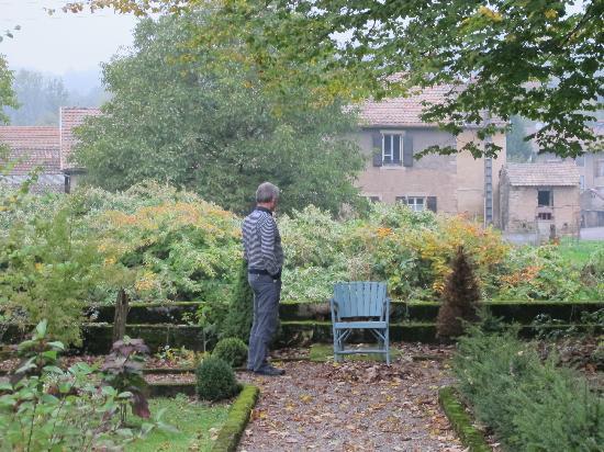 La Maison d'Hotes du Parc: Garden