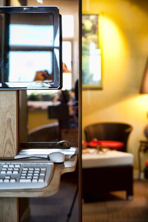 Logis Arcombelle : Réception - Votre accès Internet