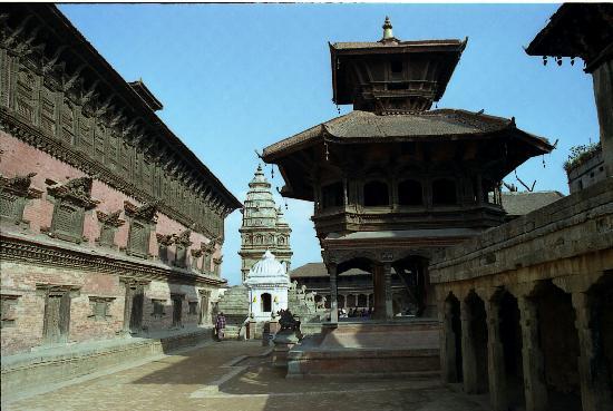 Plaza Durbar - Bhaktapur