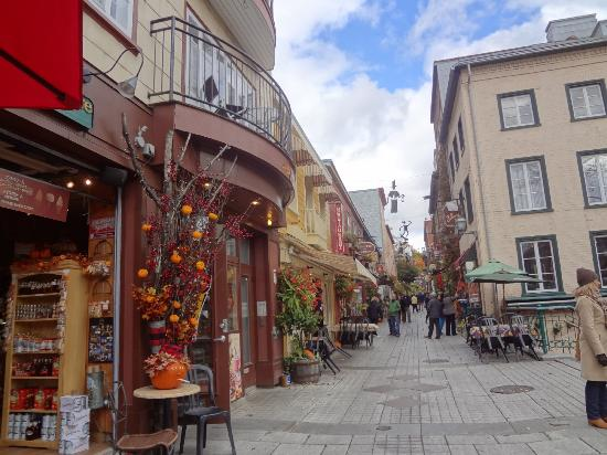 Japanese Guided Quebec City Sightseeing Tours on Foot - Quebec Guide Service : 1