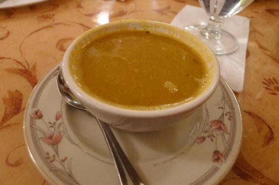 Harini Indian Cuisine: Mulligatawny Soup