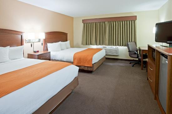 AmericInn Lodge & Suites Fargo West Acres: Double Queen