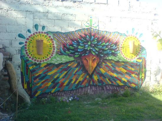 Hostel Road Runner: Pinturas