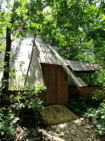 Mundo Milo Eco Lodge: Cabina Africa