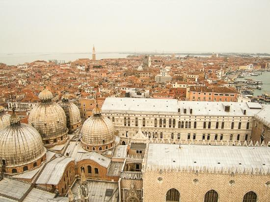 Bauer Palazzo: View of Venice