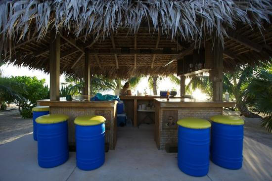 Tail Winds Resort: the tiki bar