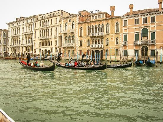 Bauer Palazzo: The Grand Canal