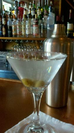 The River Bank : River Bank Martini
