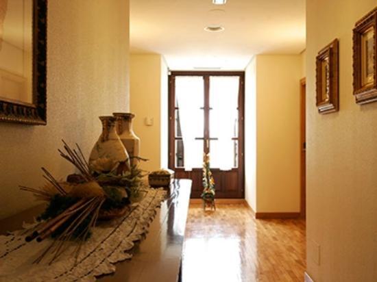 Hotel Ekai: PASILLO PRIMER PISO
