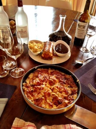Bordeaux Saveurs : Our delicious Chef's cooking course.