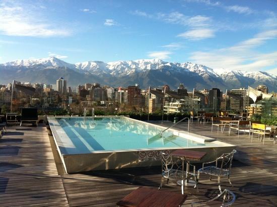 Noi Vitacura: Rooftop Pool Great Ideas