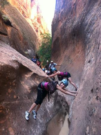 Red Mountain Resort: Canyoneering