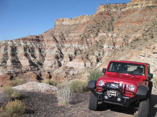 Red Mountain Resort: Jeep Tours