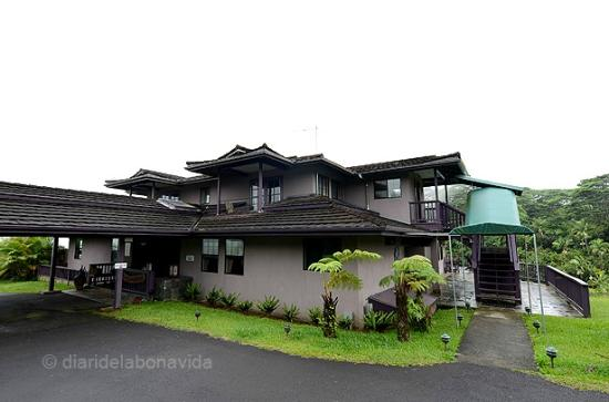 The Inn at Kulaniapia Falls: Edificio Residence