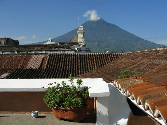 D'Leyenda Hotel: Rooftop