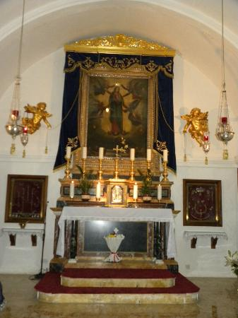 Gharb, Malta: The Shrine