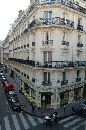Hotel Relais Monceau : View from room