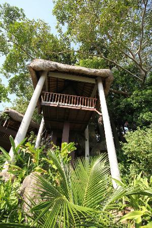 Anantara Lawana Koh Samui Resort : Treetops restaurant