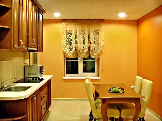 Guest House Poilsis Jums: Kitchenette