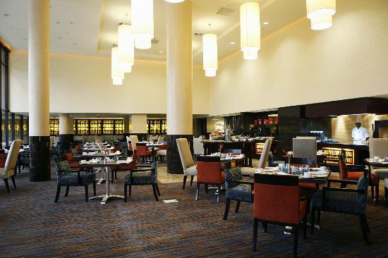Southern Sun Ikoyi: Restaurant