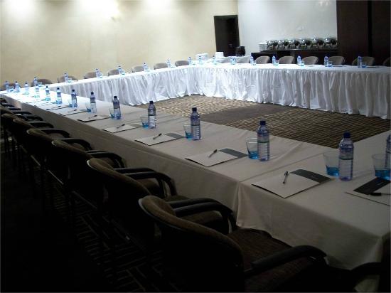 Southern Sun Ikoyi: Conference hall
