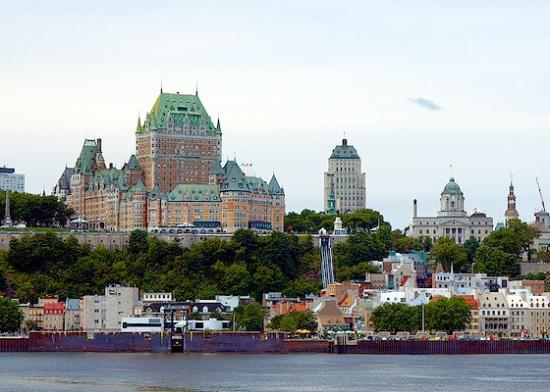 Hotel Chateau Laurier: Photo de Québec