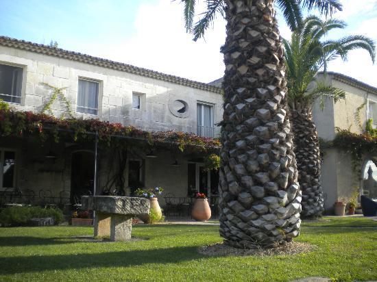 Val Baussenc : jardin